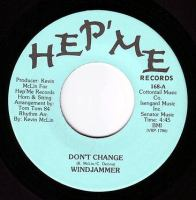 WINDJAMMER - DON'T CHANGE - HEP'ME