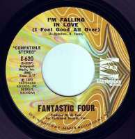 FANTASTIC FOUR - I'M FALLING IN LOVE - EASTBOUND
