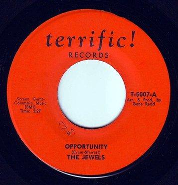 JEWELS - OPPORTUNITY - TERRIFIC