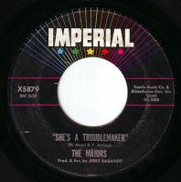 MAJORS - SHE'S A TROUBLEMAKER - IMPERIAL