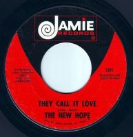 THE NEW HOPE - THEY CALL IT LOVE - JAMIE