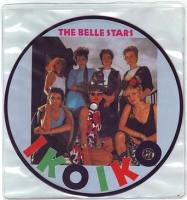 BELLE STARS - IKO IKO - STIFF