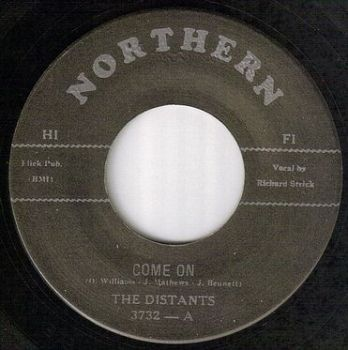 DISTANTS - COME ON - NORTHERN