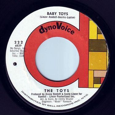 TOYS - BABY TOYS - DYNOVOICE
