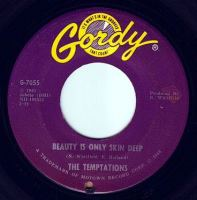 TEMPTATIONS - BEAUTY IS ONLY SKIN DEEP - GORDY