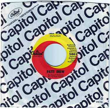 PATTI DREW - TELL HIM - CAPITOL