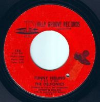 DELFONICS - FUNNY FEELING - PHILLY GROOVE