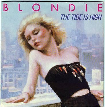 BLONDIE - THE TIDE IS HIGH - CHRYSALIS