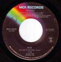 WAR - GALAXY - MCA