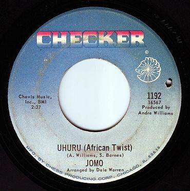 JOMO - UHURU (African Twist) - CHECKER