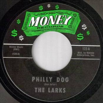 LARKS - PHILLY DOG - MONEY