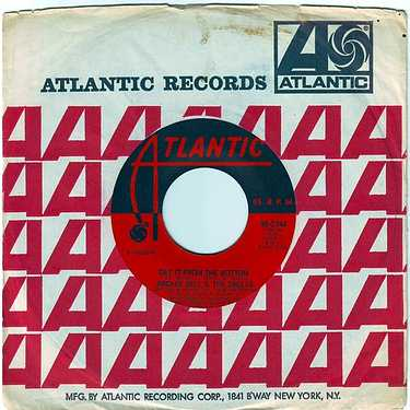 ARCHIE BELL & THE DRELLS - GET IT FROM THE BOTTOM - ATLANTIC