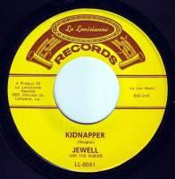 JEWELL & THE RUBIES - KIDNAPPER - LA LOUISIANNE