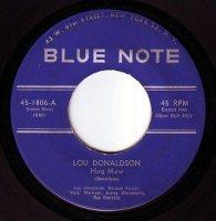 LOU DONALDSON - HOG MAW - BLUE NOTE