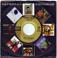O'JAYS - LIPSTICK TRACES - IMPERIAL