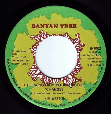 KIM WESTON - CHANGES - BANYAN TREE