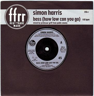 SIMON HARRIS - BASS (HOW LOW CAN YOU GO) - FFRR