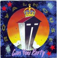 ROYAL HOUSE - CAN YOU PARTY - CHAMPION