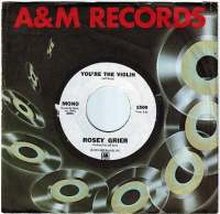 ROSEY GRIER - YOU'RE THE VIOLIN - A&M DEMO