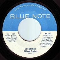 LEE MORGAN - MIDNIGHT COWBOY - BLUE NOTE