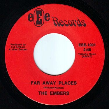 EMBERS - FAR AWAY PLACES - EEE