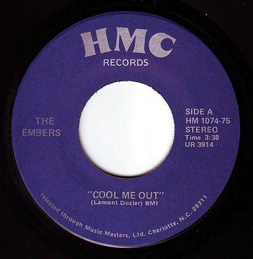 EMBERS - COOL ME OUT - HMC