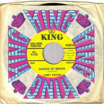 JAMES BROWN - SHADES OF BROWN - KING dj