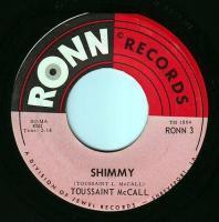 TOUSSAINT McCALL - SHIMMY - RONN
