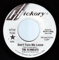 NEWBEATS - DON'T TURN ME LOOSE - HICKORY DEMO