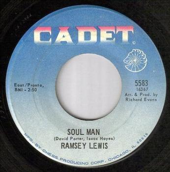 RAMSEY LEWIS - SOUL MAN - CADET