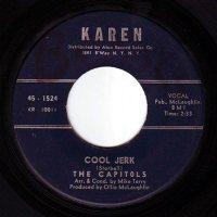 CAPITOLS - COOL JERK - KAREN