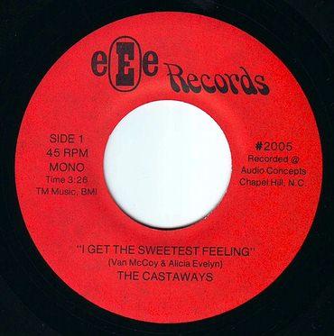 CASTAWAYS - I GET THE SWEETEST FEELING - EEE