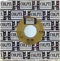FREDDIE SCOTT - HEY GIRL - COLPIX