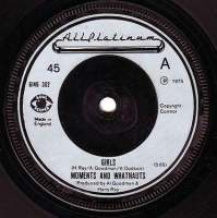 MOMENTS & WHATNAUTS - GIRLS - ALL PLATINUM