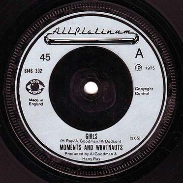 MOMENTS & WHATNAUTS - GIRLS - ALL PLATINUM