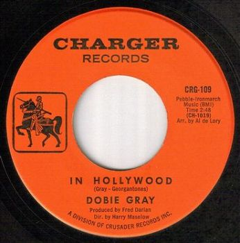 DOBIE GRAY - IN HOLLYWOOD - CHARGER