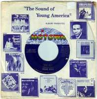 FOUR TOPS - THE KEY - MOTOWN