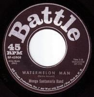MONGO SANTAMARIA BAND - WATERMELON MAN - BATTLE