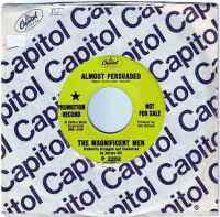 MAGNIFICENT MEN - ALMOST PERSUADED - CAPITOL DEMO