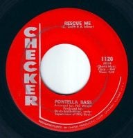 FONTELLA BASS - RESCUE ME - CHECKER