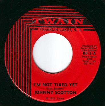 JOHNNY SCOTTON - I'M NOT TIRED YET - TWAIN