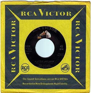 CASCADES - A LITTLE LIKE LOVIN' - RCA