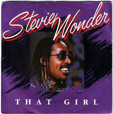 STEVIE WONDER - THAT GIRL - TMG 1254