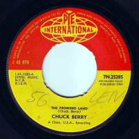 CHUCK BERRY - THE PROMISED LAND - PYE INTER