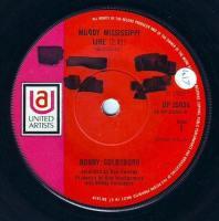 BOBBY GOLDSBORO - MUDDY MISSISSIPPI LINE - UA