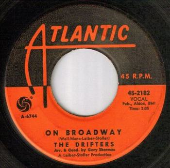 DRIFTERS - ON BROADWAY - ATLANTIC
