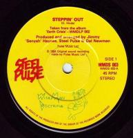 STEEL PULSE - STEPPIN' OUT - WMD