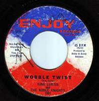 KING CURTIS - WOBBLE TWIST - ENJOY