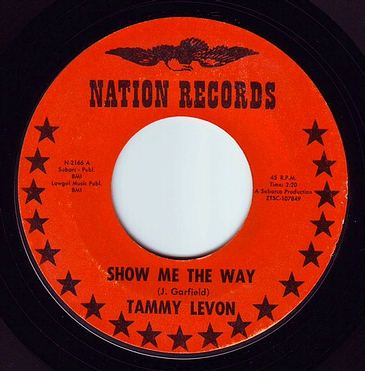 TAMMY LEVON - SHOW ME THE WAY - NATION