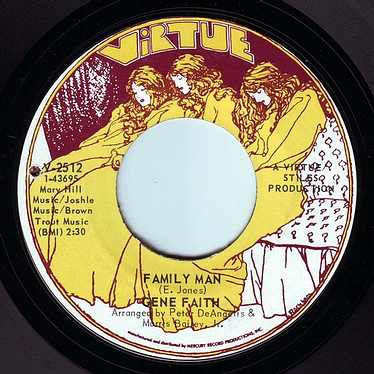 GENE FAITH - FAMILY MAN - VIRTUE